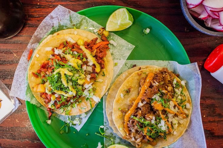 From Tex Mex at the border to high-end authentic Mexican food in New York, these are the best Mexican restaurants in America for tacos, tamales, mole and more