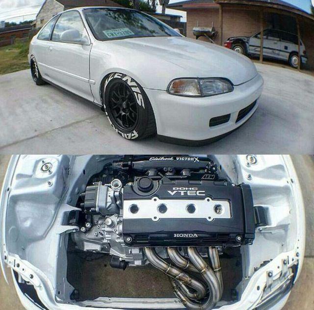 Honda Civic Hatchback, Honda Civic Si, Honda S, Tuner Cars, Import Cars, Car  Engine, Small Cars, Car Tuning, Amazing Cars