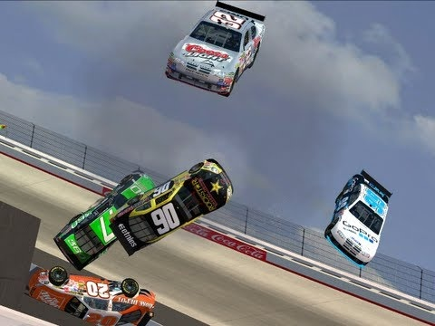 Only in Nascar Racing 2003 Season