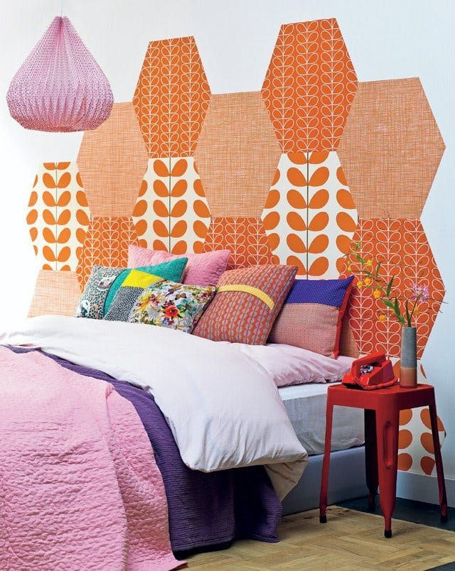 Rental Decor on a Budget: Ideas for Using Removable Wallpaper In Small Quantities — Renters Solutions