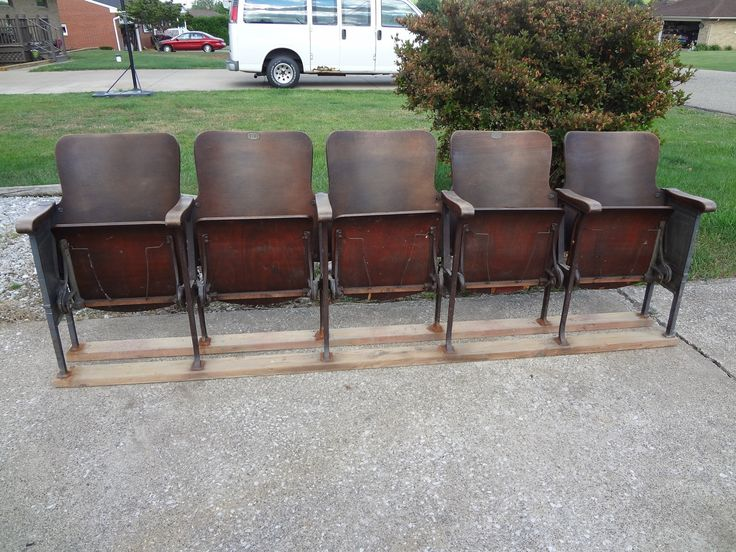 Man Cave Furniture Calgary : Best vintage theater seats images on pinterest