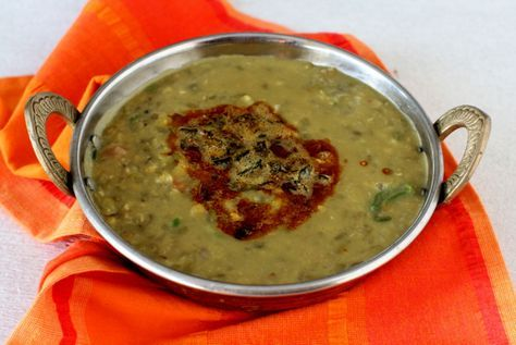 Dal Amritsari or Langarwali dal is a rich and creamy Punjabi dal recipe served in the Gurudwaras for langar. Prepared with black lentils, chana dal, onions, tomatoes and spices.