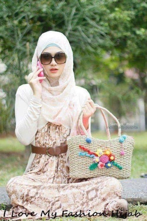 I love my fashion hijab | Indah Nada Puspita