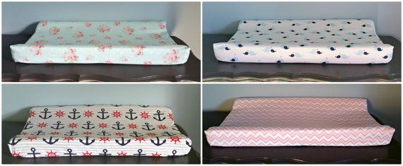 Design Your Own Changing Pad Cover! (Choose your fabric)
