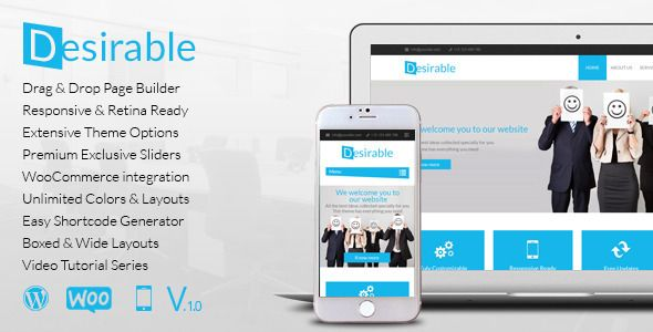 http://themeforest.net/item/desirable-responsive-multipurpose-business-theme/10413664?ref=zozothemes - Desirable is a Multi-Purpose business Wordpress Theme built for any type of business such as creative agency, freelancer or general business. The theme is designed uniquely and beautifully with elegant colour, featuring a responsive grid, retina optimization, modern design and much more