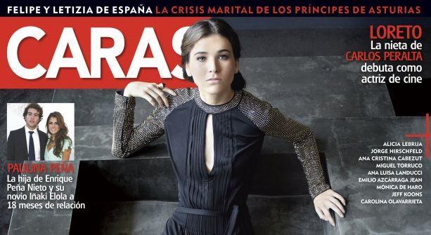 EN PORTADA: Karla Laveaga, tiene 21 años y es novia de Alejandro Fernández