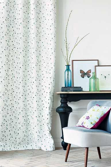 Pretty 'Blossom' Fabric from the Camengo Alchemie Designs collection. Available exclusively in Australia from The Textile Company.