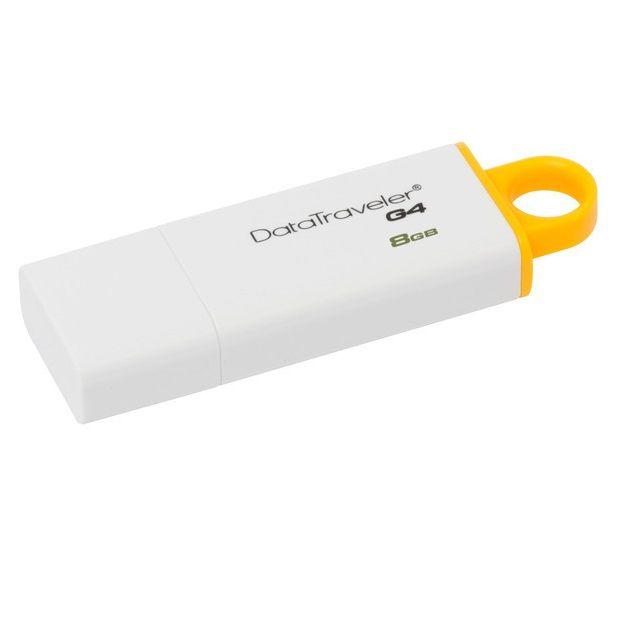 Kingston DataTraveler Generation 4 - DTIG4 - 8GB USB 3.0 Flashdisk
