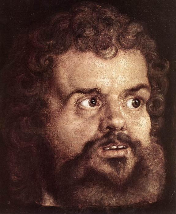 'paul der apostel' von Albrecht Durer (1471-1528, Germany)