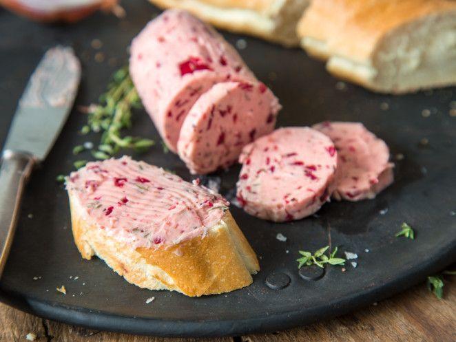 Für echte Feinschmecker: Rotweinbutter mit Schalotten