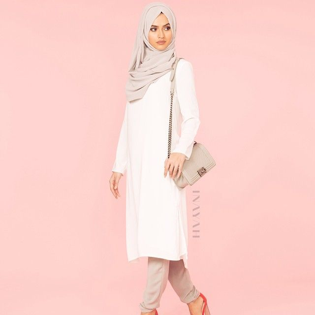 INAYAH   White Crepe Midi   Grey Crossover Trousers   Feather Grey Maxi Georgette