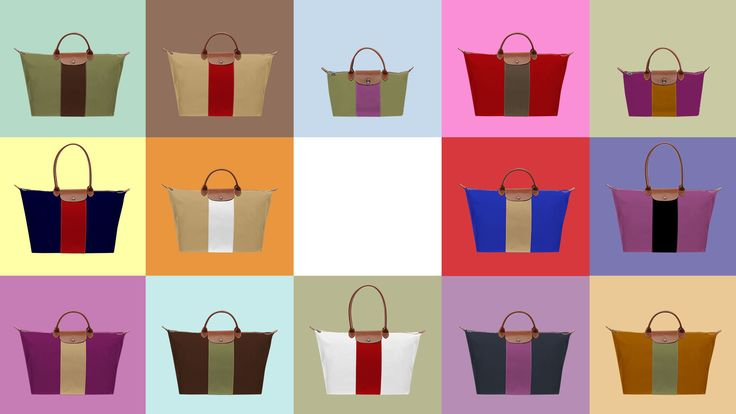 Design your very own Le Pliage on www.longchamp.com