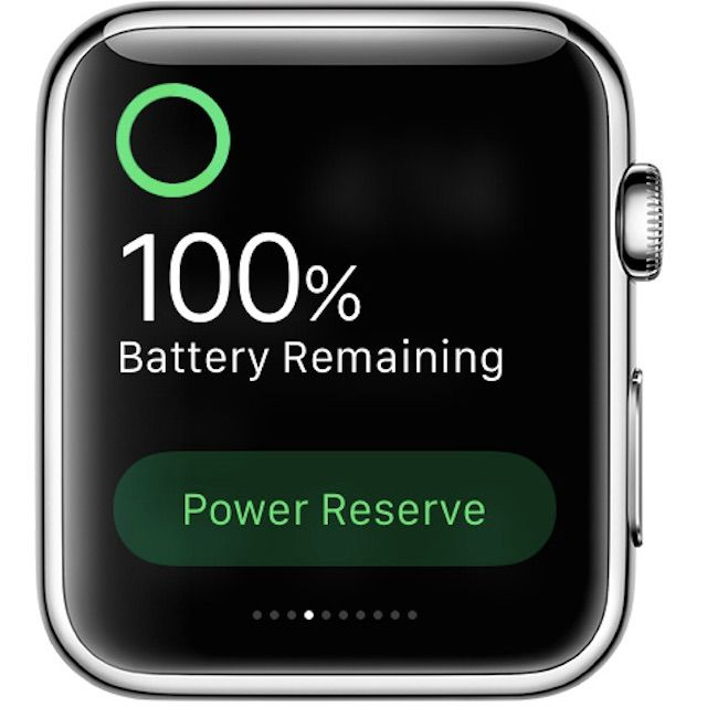 "iTips: ••AppleWatch: make BATTERY last longer!•• Forbes 2015-12-30 • ""All-day"" is 18 hours + if push device, 3 hrs! • tips: ≠ use as Speakerphone   2.Right Face  3.Cut anim  4.cut Notif  5.use Power Reserve Mode  • AppleWatch launched 2015-04-24 Fri"