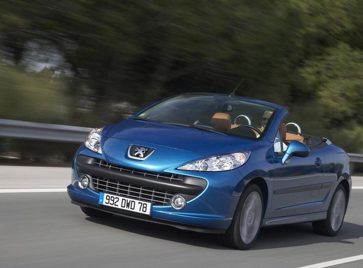 15 best 207cc images on Pinterest | Peugeot, Convertible and Perfect ...