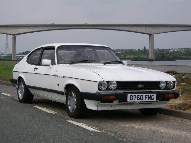Ford Capri 2.8i Special my old car in 1985..xxx