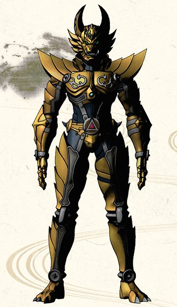 37 Best Garo Images On Pinterest Wolf Knight Armors And