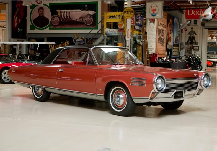 1963 Chrysler Turbine: Ultimate Edition from Jay Leno's Garage. There are fewer than five of these remaining and Jay Leno has one of the ultra-low maintenance cars.