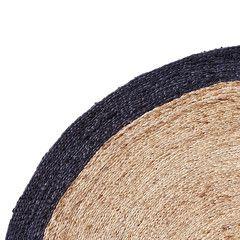 Armadillo&Co — Braid Weave - Pinwheel - Bondi/Natural