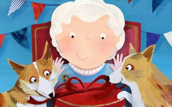 Queen approves new children's book about her 90th birthday - illustrated by KU alumna Kate Slater