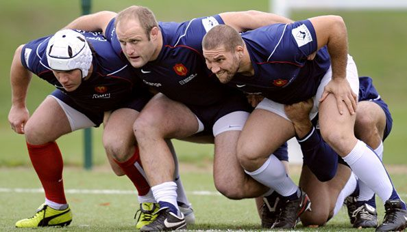 french rugby | french national rugby union members sylvain marconnet william servat …