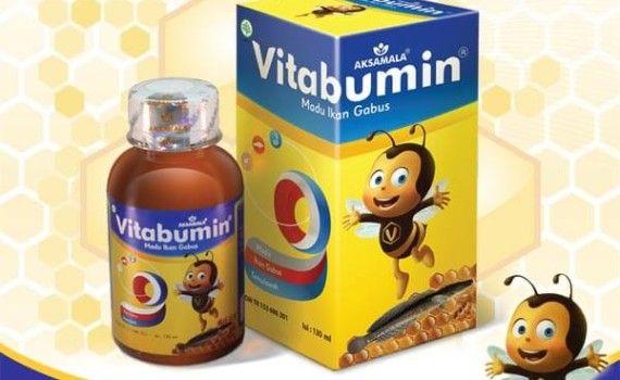 Madu Vitabumin, solusi Untuk Anak Cerdas