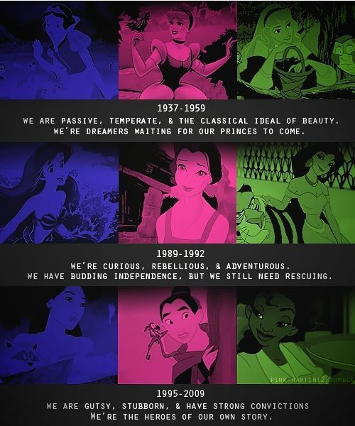 Evolving Disney Princesses.: Geek, Disneyprincesses, Awesome, Disney Princesses, Pocahontas, Funny, Disney Girls, Evolution, Disney Movie