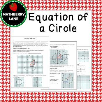 Lesson 9 2 devoloping formulas for circles