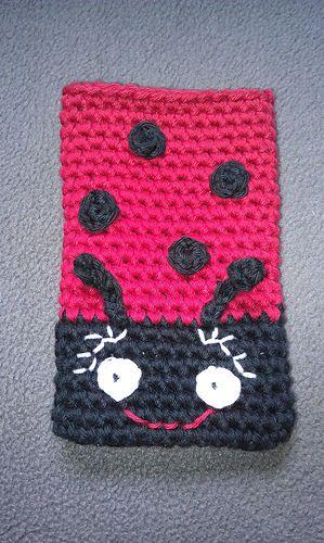 271 best Crochet Phone / Tablet Case images on Pinterest | Bolsa de ...