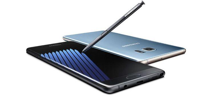 Samsung Galaxy Note 7 Satışı Durduruldu!