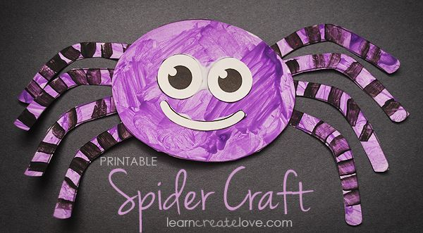 I'm not sure what it is about purple spiders, but them make me smile. :) Jodi from the Clutter-Free Classroom