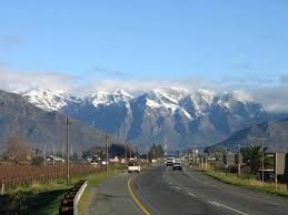 Winter in the Boland region - near Worcester - Western Cape -South Africa. #winter #worcester #boland