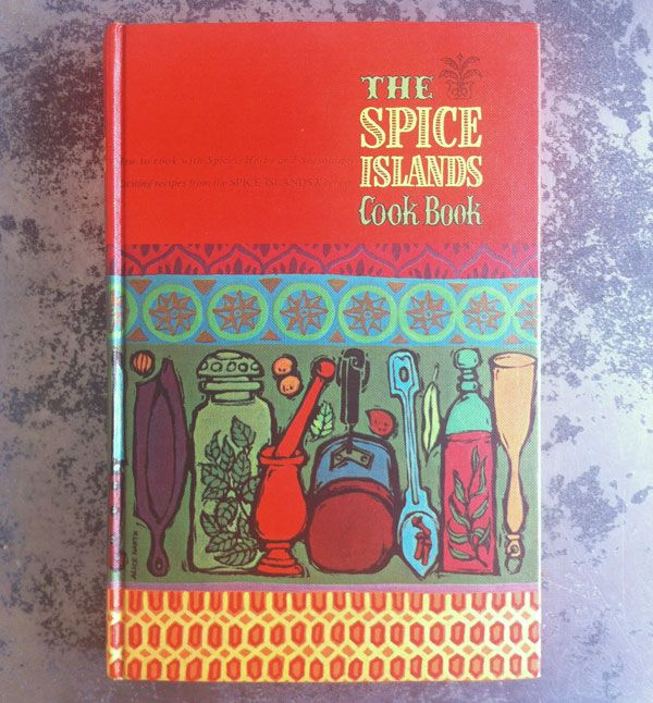 THE SPICE ISLAND COOK BOOK, Illustrations by Alice Harth