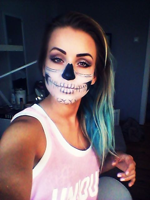 Fin me on facebook: Paulina Jankowska Make Up