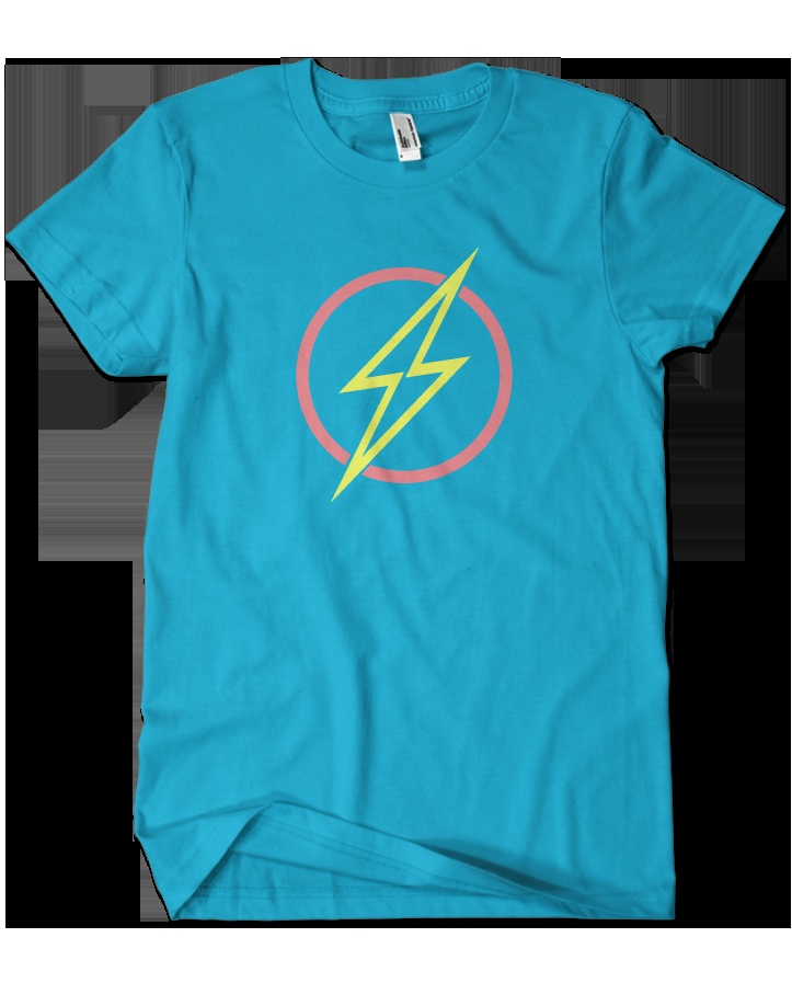 Be Electric T-Shirt - Evoke Apparel - Wear What Defines You - Inspiring,