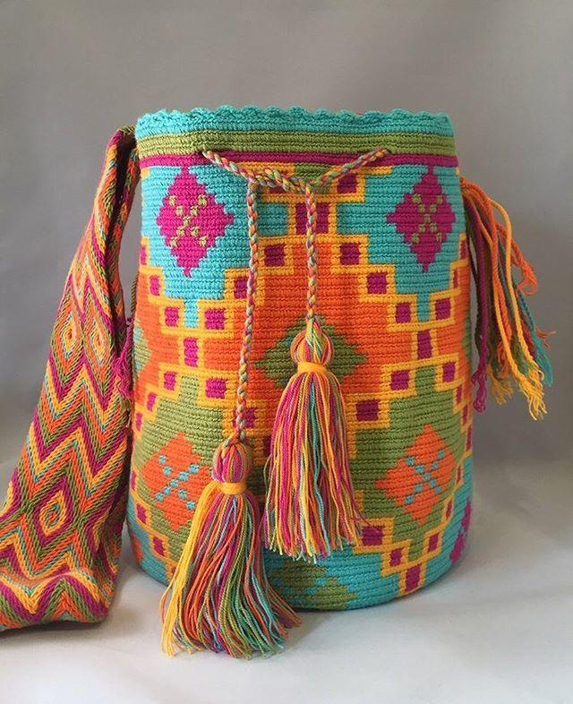 We've added a few of our newest fair trade Mochilas online! We have several more to go, so thanks for being patient! With love from Colombia❤️ purchased fair-trade to help support the tribes women of Northern Colombia. DM us for info, only one of each! ✨✨✨ #mochila #mochilabags #wayuu #handmade #boho #bohemianstyle #bohochic #colombian #fairtrade #artisan #worldlygoods #yogastyle #boho #hippie #hippiechic #worldlygoods #fairtrade #ayudaguajira