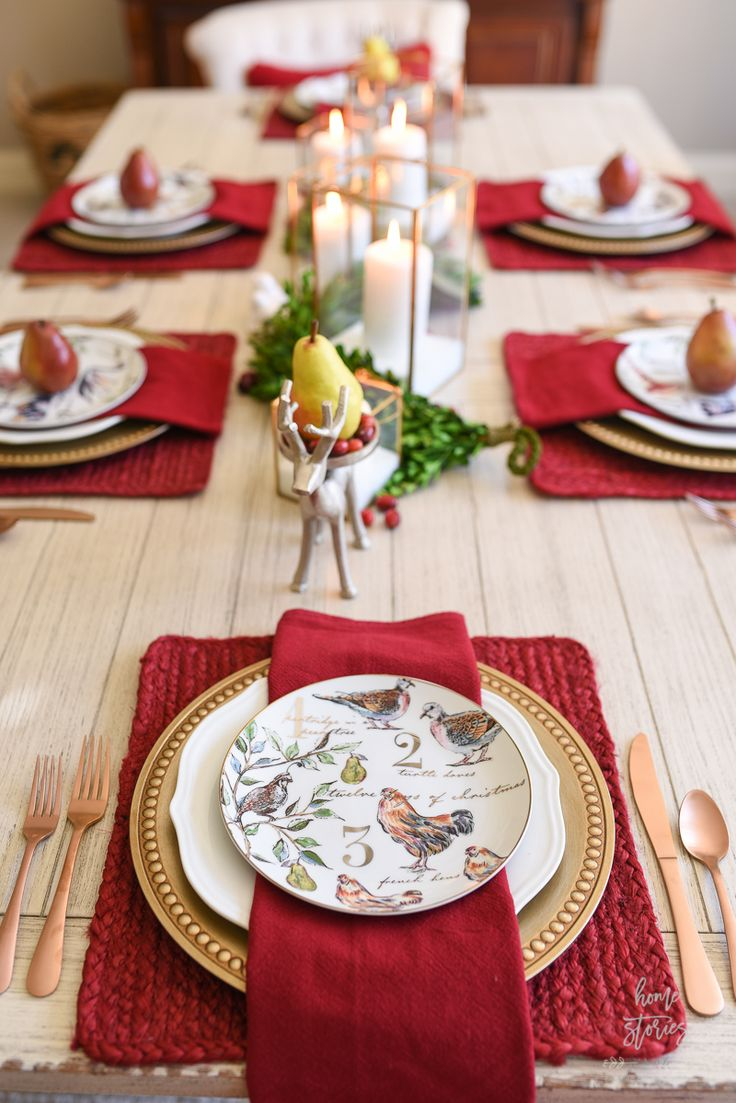 This 12 Days of Christmas Table Setting idea is adorable, festive, and affordable! Watch my bonus video to learn how to properly set an informal table this holiday season. This post is sponsored by Better Homes & Gardens at Walmart.  As always, all opinions on the adorable products are 100% mine. Affiliate links are used …