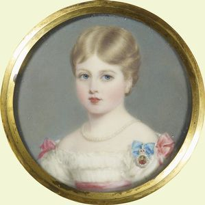 Queen Victoria when Princess Victoria