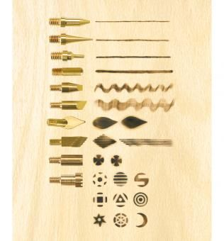 Creative Hobby Wood-Burning Tip | Peter Bausch's Hobby-Shop | Woodburning Pen | purchase online