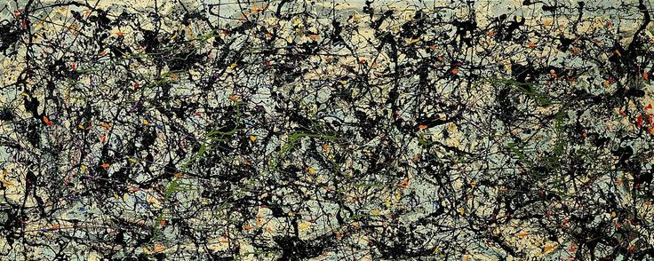 Number 12 - Jackson Pollock - WikiArt.org