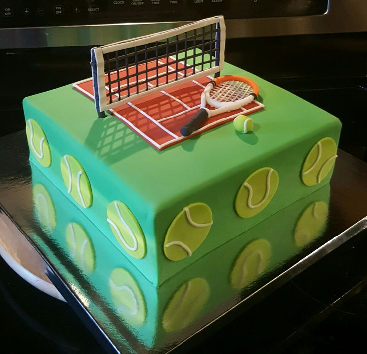 Cake Decorations Tennis : 1000+ ideas about Tennis Cake on Pinterest Tennis ...