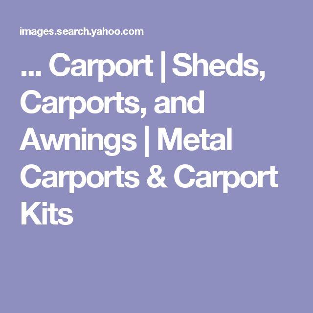 ... Carport | Sheds, Carports, and Awnings | Metal Carports & Carport Kits