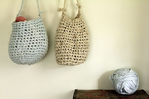 "I began rag crocheting in October 2010, when I made the ""Easy Urban Carryall"" (aka 'the beehive') from Complete Crochet Techniques and Projects. It was a really easy project, very customizable, and perfect for any beginner. After the first,..."