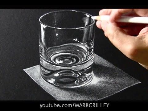 White Pencil on Black Paper Challenge! [Q&A video #22] - Mark Crilley.  47 minutes long