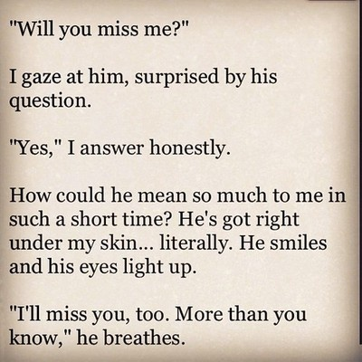 I love this part... From Fifty Shades of Grey!! Oh my Fifty <3.