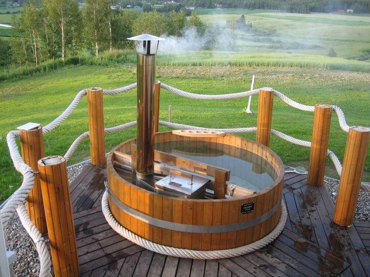 Делаем купель для бани своими руками. Выбираем тип купели: бетонная, деревянная, пластиковая. Технология установки каждого варианта.