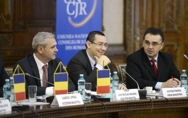 Dezertarea lui Ponta devoalează cele trei tabere din PSD