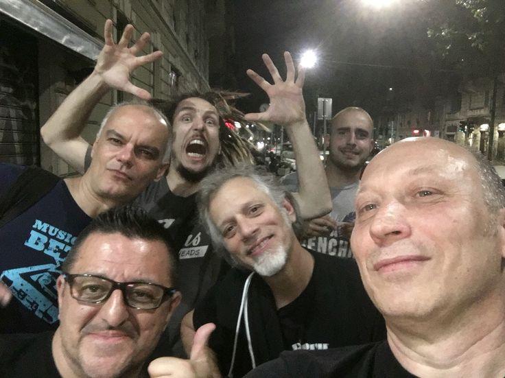Dave Weckl in Milan 01/07/2016
