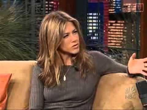 Jennifer Aniston Comments About Brad Pitt - YouTube