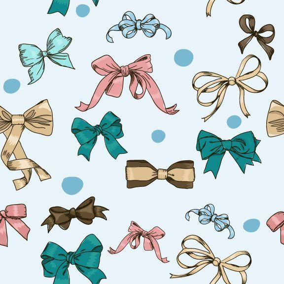 Ribbon pattern - free vector art from www.shutterstock.com