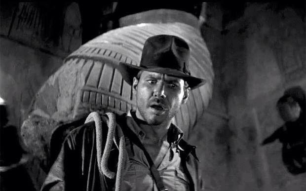 Indiana Jones (Harrison Ford) - Raiders of the Lost Ark (1981)